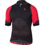 Etxeondo Maillot M/C Izan S/S Jersey Men Black/Red